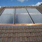 Solaranlage Inndach