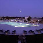 Masseria Chiancone zwembad