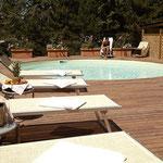 hotel Vannucci - zwembad