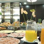 Park Hotel Chianti ontbijt
