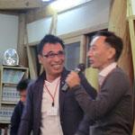 笠井CS主任も京都から。