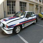 Der Opel Ascona 400 / 1982 von Rallye-Weltmeister Walter Röhrl