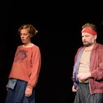 Franziska Theiner, Martin Frolowitz ; Foto: Frank Pieth