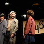 Hanif Idris, Franziska Theiner, Martin Frolowitz ; Foto: Frank Pieth