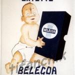 """18 """"Bélégoa 2"""" acrylique/toile 65x45cm 2003 vendu"""