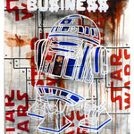 130 BUSINESS 50x40cm 2016 450€