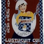 "35 ""Lustucuit cui"" acrylique/toile 80x60cm 2005 600€"