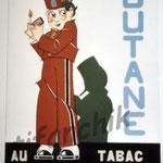 """22 """"Butane"""" acrylique/toile 80x60cm 2004 600€"""