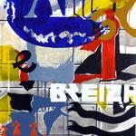 "0137 ""ART e BREIZH Acrylique/toile 55x35cm 2018 600€"