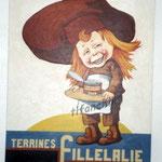 """9 """"Fillealie"""" acrylique/toile 80x60cm 2003 600€"""