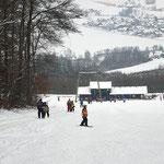 Skifahren in Falkenstein im Bayerischen Wald