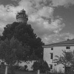 Leuchtturm in Savudria (Kroatien/Istrien)