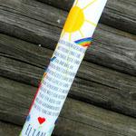 Sonne  (Maße: 40x4cm)