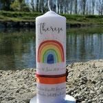 "rainbow ""Theresa"", Maße: 25x8cm"