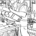 Bottling Hall - Writing 2