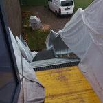 Sauna Treppe Fluchtweg