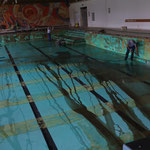 Reinigung Schwimmbecken