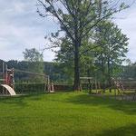 unser neuer Spielplatz