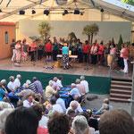 Singkreis, Frauenchor Lachen & Veteranenchor LInth