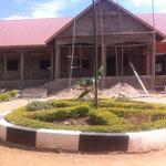 Bau neuer Klassenräume und Verwaltungstrakt