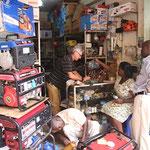 Generator für Secondary School (Josua) wird gekauft