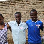 Unsere drei Studentinnen ab 2015
