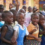 Kinder im Kindergarten Pfarrhaus