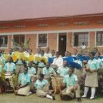 Neue afrikanische Musikinstrumente für Josma
