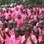 Schüler der Primary School