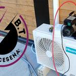 Installazione Climatizzatori Condizionatori a Cesena Hisense