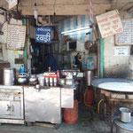 Lassi Shop,leckeres Yoghurtgetränk