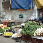 sabzi market Gemüsemarkt