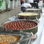 indische Süßigkeiten, süß süßer am süßesten