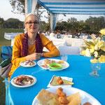 Birgit, für Inder nicht so leicht auszusprechen