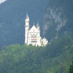Fast in Füssen - Neuschwanstein