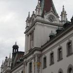 в старой Любляне, рядлом с Площадью звезды