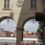 Ворота -вход на Главный рынок