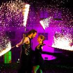 Fantômes de Flammes - Feuershows Augsburg München Stuttgart