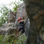 Escalade Montcabrier