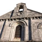 Eglise façade Ouest, deuxième niveau