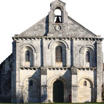 Eglise façade Ouest