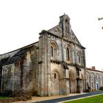 Eglise vue du Nord Ouest