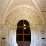 L'avant nef, portail