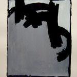 Desplegable. 48 x 65 cm. Acrílico y tinta caligráfica sobre papel. 2010