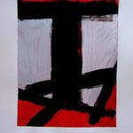 Oneta. 28,5 x 36 cm. Acrílico sobre papel. 2011