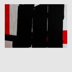 - Displacement Field -  130 x 90 cm. Acrílico sobre tela. 2012
