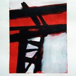 Sama #01. 28,5 x 36 cm. Acrílico sobre papel. 2011