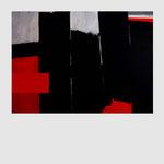 - Gate #05 - 130 x 97 cm. Acrílico sobre tela. 2012