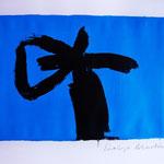 Lazo. 46 x 33 cm. Acrílico sobre papel 2010. COLECCIÓN PRIVADA