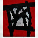 Torreta #02. 20,5 x 26 cm. Acrílico sobre papel. 2011